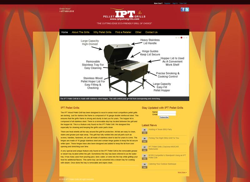 IPT Pellet Grills